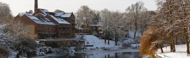 views of Shrewsbury